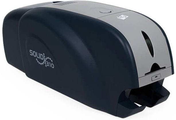 Máy in thẻ nhựa 2 mặt SOLID 310 giá rẻ nhất thị trường