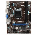 Main MSI H81M-P33 (Chipset Intel H81/ Socket SK1150/ VGA onboard)