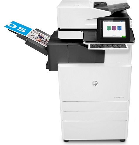 Máy photocopy  HP Color LaserJet Managed MFP E87660z (Z8Z17A)