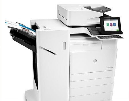 Máy Photocopy HP Color LaserJet Managed MFP E87640dn (Z8Z12A)