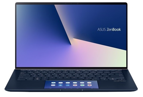 "Laptop Asus UX434FLC-A6143T (i5-10210U/ 8GB/ 512GB SSD/ MX250/2Gb// 14.0"" FHD/Win10/Screenpad)"