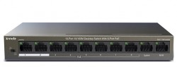 Switch TENDA TEF1110P (63W) 2-port 10/100Mbps + 8-port PoE