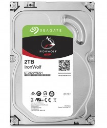 Ổ cứng HDD Seagate Ironwolf Pro 2Tb 7200rpm