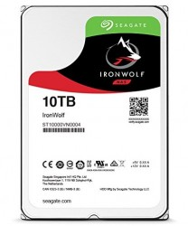 Ổ cứng Seagate Ironwolf 10Tb 7200rpm