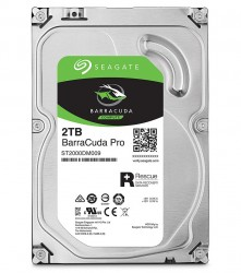 Ổ cứng HDD Seagate Barracuda Pro 2Tb 6Gb/s, 128MB 7200rpm