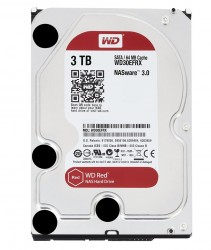 Ổ cứng HDD Western Red 3Tb SATA3 5400rpm