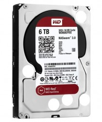 Ổ cứng HDD Western Red 6Tb SATA3 5400rpm