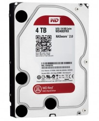 Ổ cứng HDD Western Red 4Tb SATA3 5400rpm
