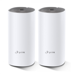 Bộ phát Wifi Mesh TP-Link Deco E4 (2-Pack) Wireless AC1200Mbps