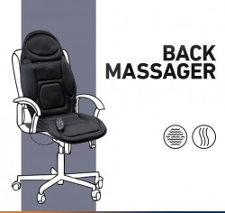 Đệm Massage Ô tô Lanaform Back Massage