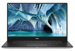 "Laptop Dell XPS 15 7590/ i7-9750H-2.6G/ 16G/ 512G SSD/ 15.6""-4K IPS Touch/ FP/ 4Vr/ Silver/ W10+Off365 (70196708)"