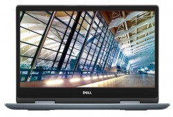 "Laptop Dell Inspiron 5491 2-in-1/ i5-10210U-1.6G/ 8G/ 512G SSD/ FP/ 14"" FHD Touch/ Silver/ W10 (70196705)"